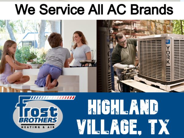 Frost Brothers Heating & Air Highland Village, TX 75077