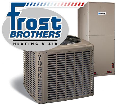 Frost Brothers York HVAC Dealer Lewisville TX