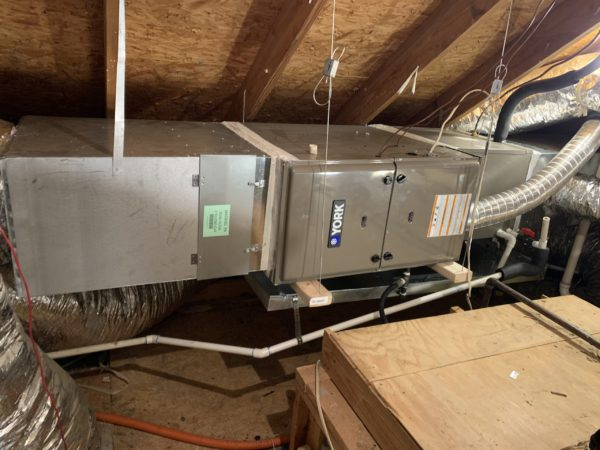 Furnace Installation in Lewisville Area