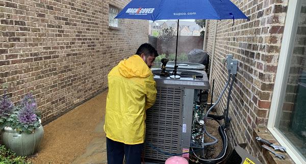 Air Conditioning Installation Lewisville TX