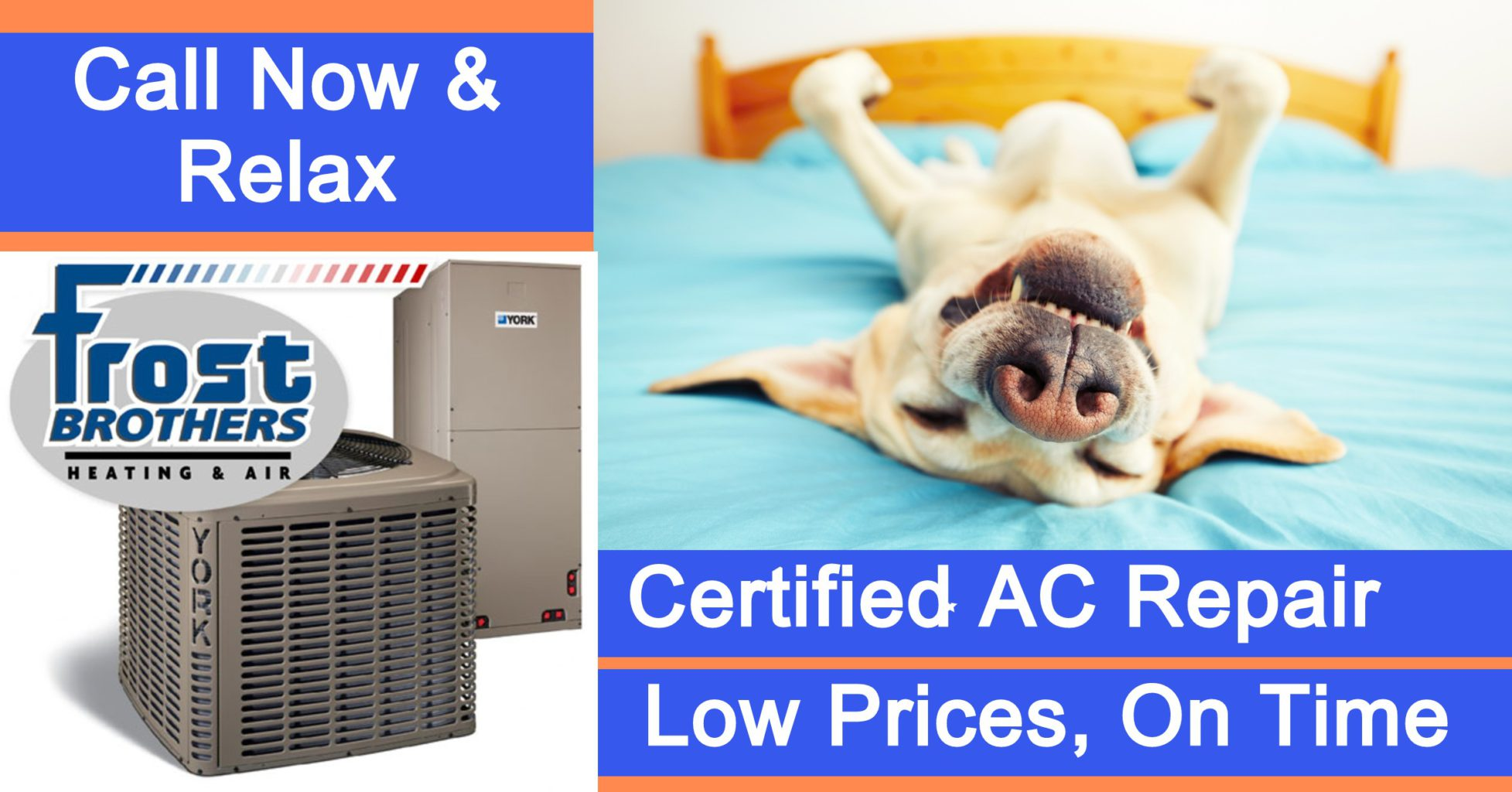 Southlake Air Conditioning Repair and Installation by Frost Brothers Heating and Air