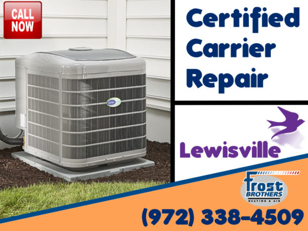 Certified Carrier AC maintenance and Repair Lewisville TX