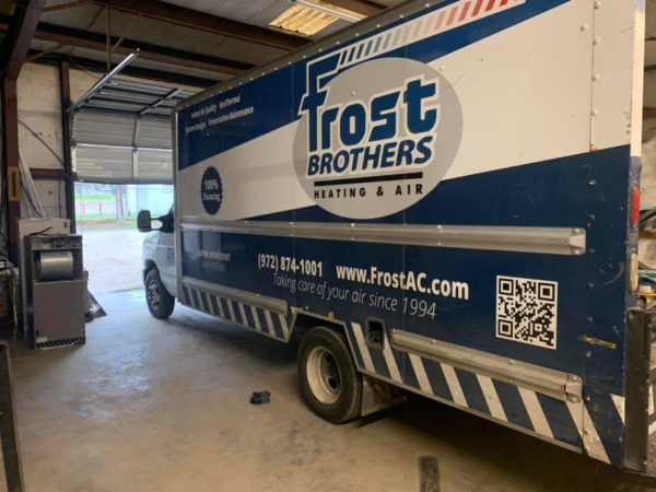 Frost Brothers AC Repair Lewisville TX