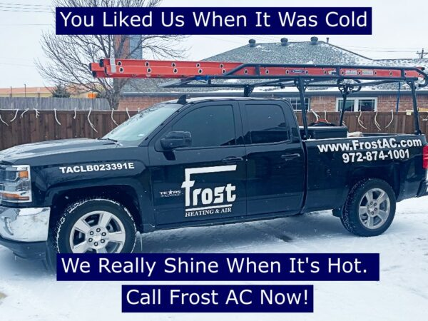Frost Brothers AC Lewisville TX 75057